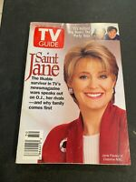 TV GUIDE Saint Jane Dec. 10-16, 1994  NO LABEL