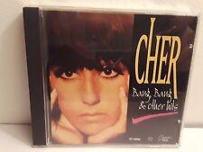 Cher - Bang Bang & Other Hits (CD, 1994, CEMA)