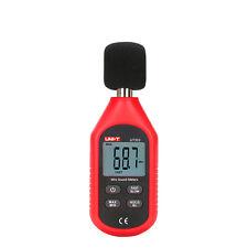 UNI-T UT353 Mini Digital Sound Level Meters 30-130dB Instrumentation Noise Meter
