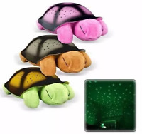 Turtle LED night light Sky Projection Musical Lamp Sleep Baby Kids Bedroom