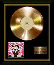 Madonna / Ltd Edition CD Gold Disc / Record / Hard Candy