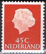 Nederland Rolzegel 628Re Juliana en profil  ZEER LASTIG -Cat waarde € 22 (370)