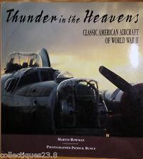 Book Thunder in the Heavens American Aircraft of World War II - Martin W. Bowman