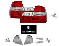 2 FEUX ARRIERE + CLIGNOTANTS BMW SERIE 3 E46 BERLINE PHASE 1 DE 1998 A 08/2001