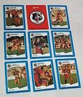 1989 STIMOROL RUGBY LEAGUE CARDS - NORTH SYDNEY BEARS