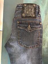 Silver Dagger Skinny Leg 26x35