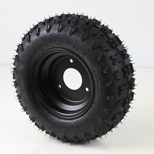 13x5.00-6 Tire Tyre and Rim for Go kart Scooter Trolley Moped Mower Chopper