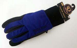 Pearl Izumi AmFIB Bike Cycling Mens Gloves XL Blue NEW WITH TAGS