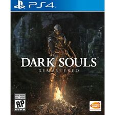 Dark Souls Remastered - Sony Playstation PS4 Game - Brand New - Free Shipping!