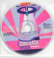 THE COMEBACK SPECIAL PROJECT - Always on my mind (REMIXES) CDS 5TR Euro House