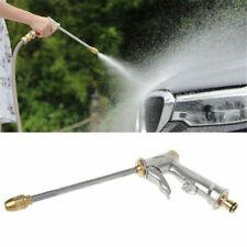 High Pressure Washer Water Spray Gun Long Nozzle Garden Hose Lawn Car Wash