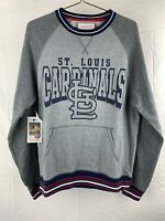St Louis Cardinals Baseball Mitchell & Ness Cooperstown Collection Men's Size L