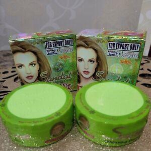 2x Sandal Beauty Whitening Cream 100% Original USA *Award winner*