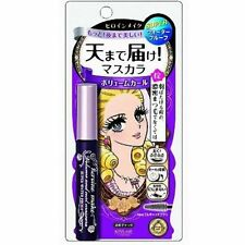 KISS ME Heroine make ISEHAN Japan-Volume & Curl Mascara Super WP BLACK