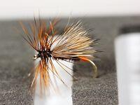 WALKERS CADDIS SEDGE Dry Trout Fishing Flies various options