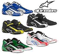 Alpinestars Tech 1-KX Shoe, Karting Kart Racing Boots Clearance Sale, Autograss