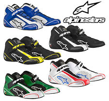 Alpinestars Tech 1-KX Shoe, Karting Kart Racing Boots Clearance Sale, Autograss