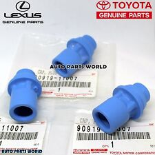 NEW GENUINE OEM TOYOTA LEXUS IGNITION COIL END CAP SET 3X 90919-11007