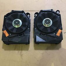 BMW 1er e87 3er e9 x1 e84 Top-HIFI-Système Logic 7 caisson de basses zentralbass Boxe r&l