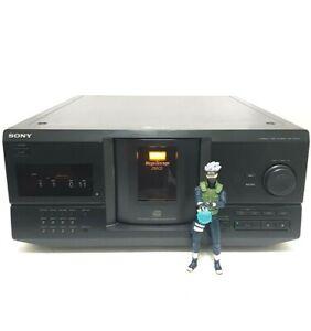 SONY CDP-CX235 Mega Storage 200 Disc CD Player Changer High Density Linear VTG
