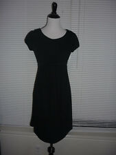 Liz Lange Maternity for Target Dress, Stretch, Solid Black, Work Career, Sz S