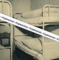 Zugspitze - Stockbetten - Touristenhaus   um 1950/55    Z 38-17