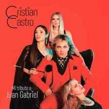 Mi Tributo A Juan Gabriel - Castro Cristian CD Sealed ! New !