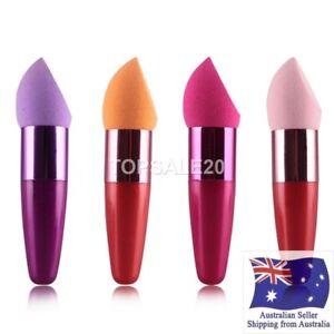 Makeup Foundation Blender Sponge Puff Blending Flawless Cosmetic Beauty Brushes
