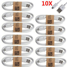 10-Pack Micro USB Charger Fast Charging Cable Cord For Android Cell Phone Tablet