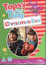 TOPSY AND TIM  - CHRISTMAS EVE   - DVD - Brand New & Sealed