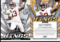 2020 TUA TAGOVAILOA LEAF TOUCHDOWN KINGS ROOKIE