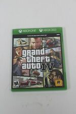 New listing Grand Theft Auto Iv - Xbox 360, Xbox One Pre-owned
