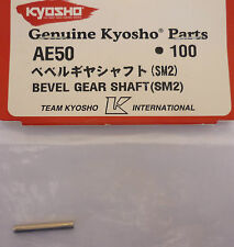 Genuine Kyosho Parts AE50 engrenage conique arbre (SM2)