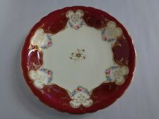 Royal Worcester Cake Plate c1930's