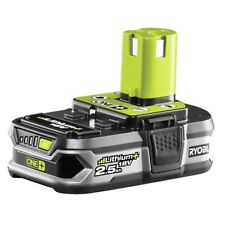 Ryobi ONE+ RB18L25 18V 2.5Ah Lithium Battery with Fuel Gauge