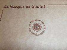 catalogue art déco Troncy frères Lyon 1937 ( ref 3 )