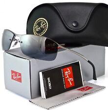 Ray-Ban RB3183 Unisex Sunglasses - Grey