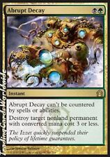 Bruscamente decay // foil // nm // Return to Ravnica // Engl. // Magic the Gathering