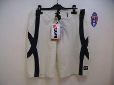 Shorts Tom Caruso beach tennis Miami White White Black Size 32