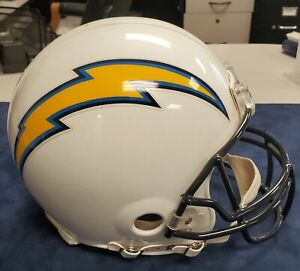 San Diego Chargers Riddell Authentic Full Size Helmet