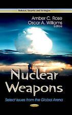 ARMI NUCLEARI (DIFESA, sicurezza e strategie) - Nuovo Libro Rose, Ambra C