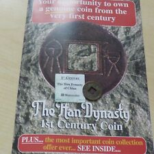 More details for china han dynasty cash coin 1st century ad 32 jesus christ crucified