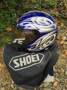 helmet shoei j stream polaris size s