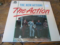 The Action The New Action LP Grapefruit new sealed vinyl reissue
