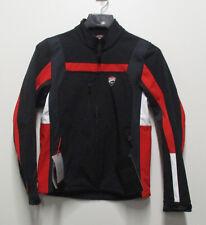 original Ducati Corse Windproof 3 Windstopper-Jacke rot schwarz weiß Größe L
