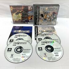 New listing Final Fantasy Ix 9 (PlayStation 1, Ps1) - Complete - Black Label
