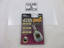 game & watch: STAR WARS za zoo  -handheld lcd game- tiger 1997