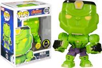 Hulk Mecha Glow GITD Avengers 833 Funko Pop Vinyl New in Box