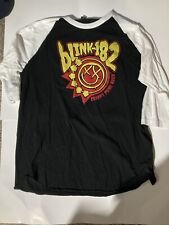 Blink 182 Crappy Punk Rock Baseball Shirt