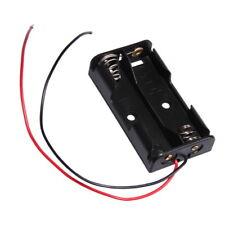 2x AAA Contenitore Porta Batteria per Batterie Mini Stilo Tipo Posti Adiacenti